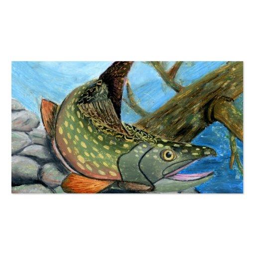 Winning art by  G. Jolly - Grade 7 Business Card