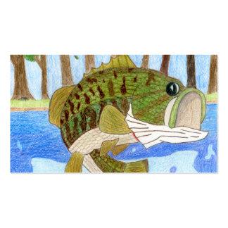 Winning art by  H. Walz - Grade 6 Business Card