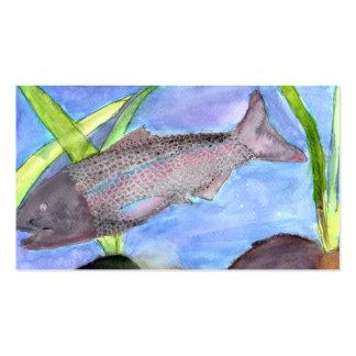 Winning art by  K. VonScheerSchmidt - Grade 5 Business Card