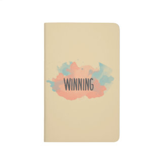 Winning | Artist, Writer, Entrepreneur Journal