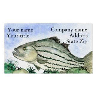 Winning artwork by A. Polohonki, Grade 9 Business Cards
