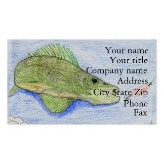 Winning artwork by A. Stieha, Grade 8 Business Card Templates