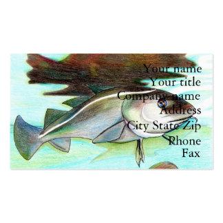 Winning artwork by A. Tan, Grade 7 Business Card Template