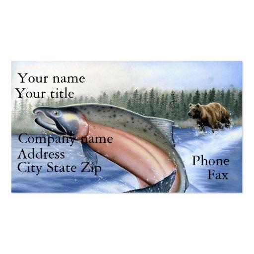 Winning artwork by B. Jenkins, Grade 12 Business Card