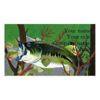 Winning artwork by B. King, Grade 7 Business Card