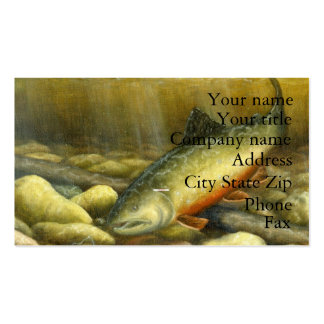Winning artwork by C. Mowery, Grade 10 Business Card Templates
