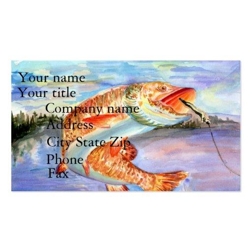 Winning artwork by H. Kim, Grade 11 Business Card Templates