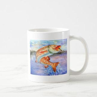 Winning artwork by H. Kim, Grade 11 Coffee Mug