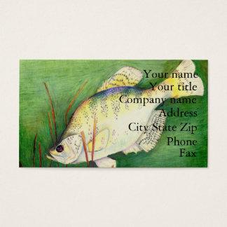 Winning artwork by M. Sone, Grade 10 Business Card
