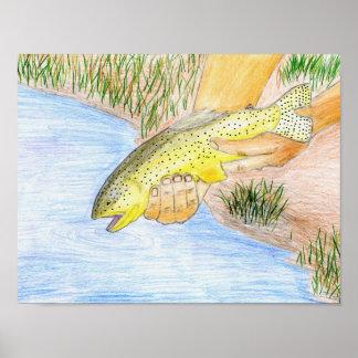 Winning artwork by O. Twiford, Grade 6 Poster