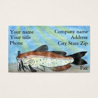 Winning artwork by S. Carter, Grade 6 Business Card