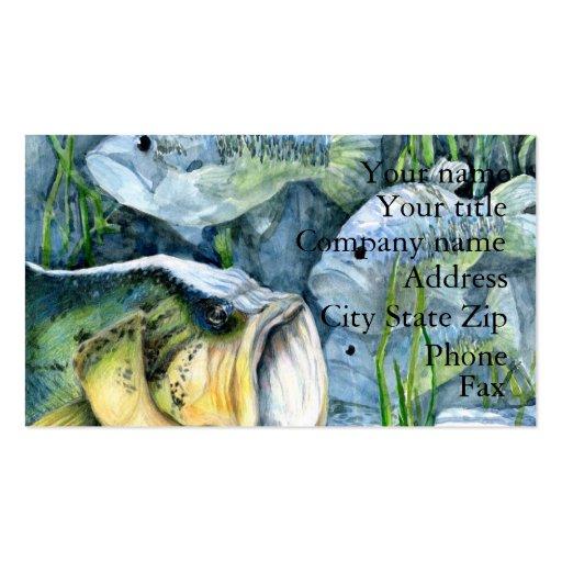 Winning artwork by T. An, Grade 9 Business Cards