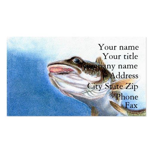 Winning artwork by V. Gindele, Grade 12 Business Card