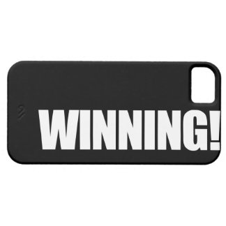WINNING iPhone 5 Case