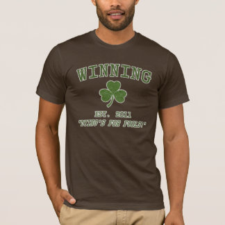 Winning Irish Sheen T-Shirt