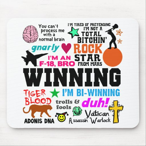 Winning Mousepad