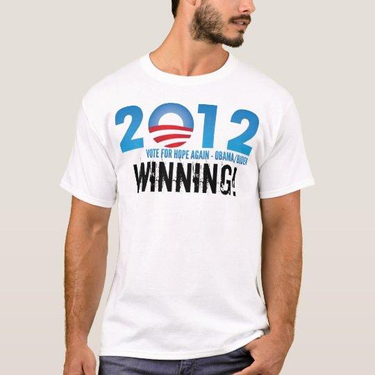 Winning Obama 2012 T-Shirt