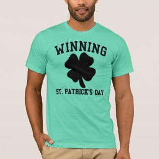 Winning Saint Paddys Day Shirt