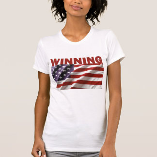 Winning - The United States of America T-Shirt