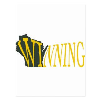 Winning Wisconsin Postcard