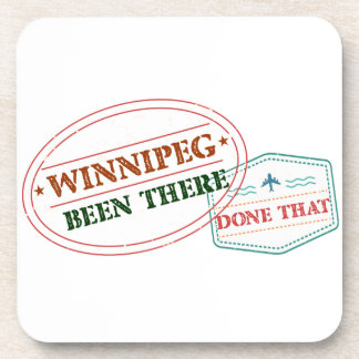 Winnipeg Been there done that Coaster