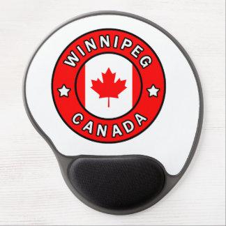 Winnipeg Canada Gel Mouse Pad