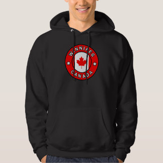 Winnipeg Canada Hoodie
