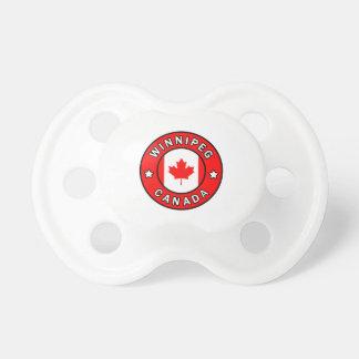 Winnipeg Canada Pacifier
