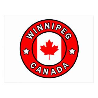 Winnipeg Canada Postcard