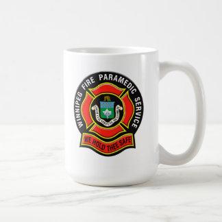 Winnipeg Fire Paramedic Service Mug