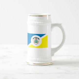 Winnipeg Flag Beer Stein
