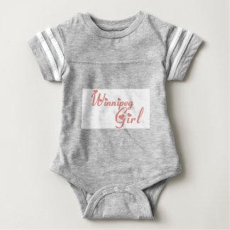 Winnipeg Girl Baby Bodysuit