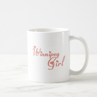 Winnipeg Girl Coffee Mug