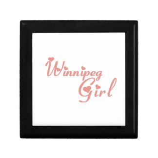 Winnipeg Girl Gift Box