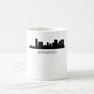 Winnipeg Manitoba Cityscape Magic Mug