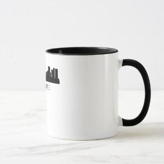 Winnipeg Manitoba Cityscape Mug