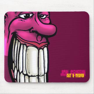 Wino, Jon Griffin, Art & design Mouse Pad