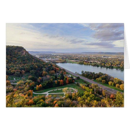 Winona Beauty Overlook Card