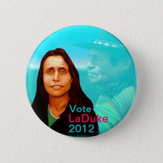 Winona LaDuke 2012 2 Inch Round Button