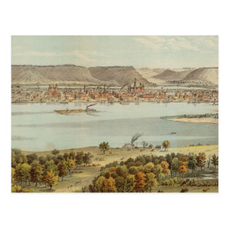 Winona, Minnesota Postcard
