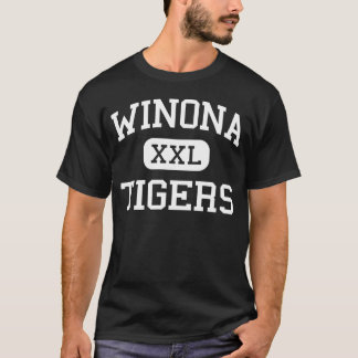 Winona - Tigers - High School - Winona Mississippi T-Shirt
