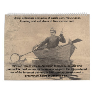 Winslow Homer Collection I Wall Calendars