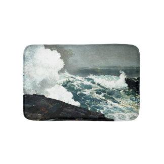 Winslow Homer - Noreaster Bath Mat