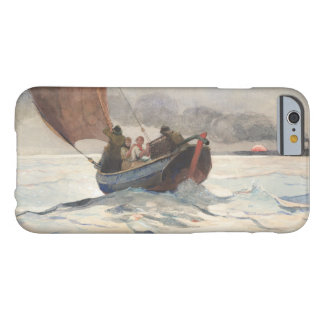 Winslow Homer - Returning Fishing Boats Barely There iPhone 6 Case