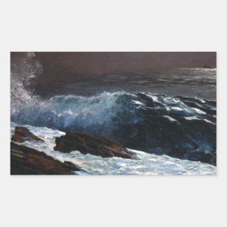 Winslow Homer - Sunlight on the Coast