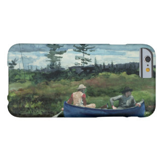 Winslow Homer - The Blue Boat Barely There iPhone 6 Case