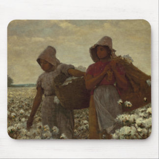 Winslow Homer - The Cotton Pickers Mouse Pad