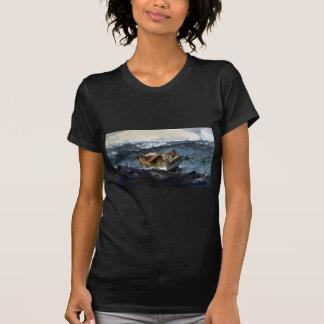 Winslow Homer The Gulf Stream T-Shirt