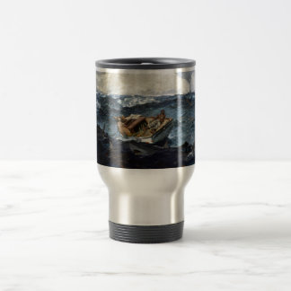 Winslow Homer The Gulf Stream Travel Mug