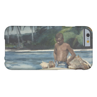 Winslow Homer - West India Divers Barely There iPhone 6 Case